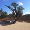 Solar Tree-Theme park realistic style talking treefor decoration