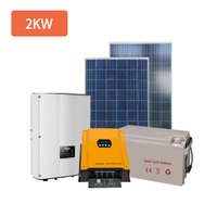 2KW Off-grid System