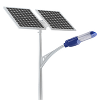 New Design Solar Panel Battery 120W Light With Great Price
