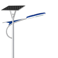 Multifunctional Solar Street Light 60W All In One For Wholesales