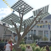 Solar Tree-New Product Solar Street Energy Bench Products