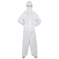 Medical Isolation Protective Clothing Coronavirus