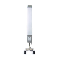 30W Germicidal Light Tube UVC Sterilizer Kill Dust Mite Eliminator For Bedroom /Hospital Sterilization UV Lamp