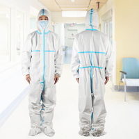 Medical Protective Clothing Virus