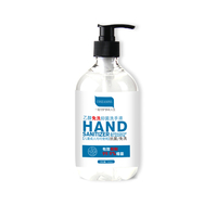 High Quality Alcohol Hand Sanitizer Gel