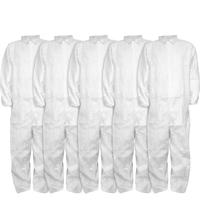 Disposable Protective Gowns Body Suits Clothing Coverall